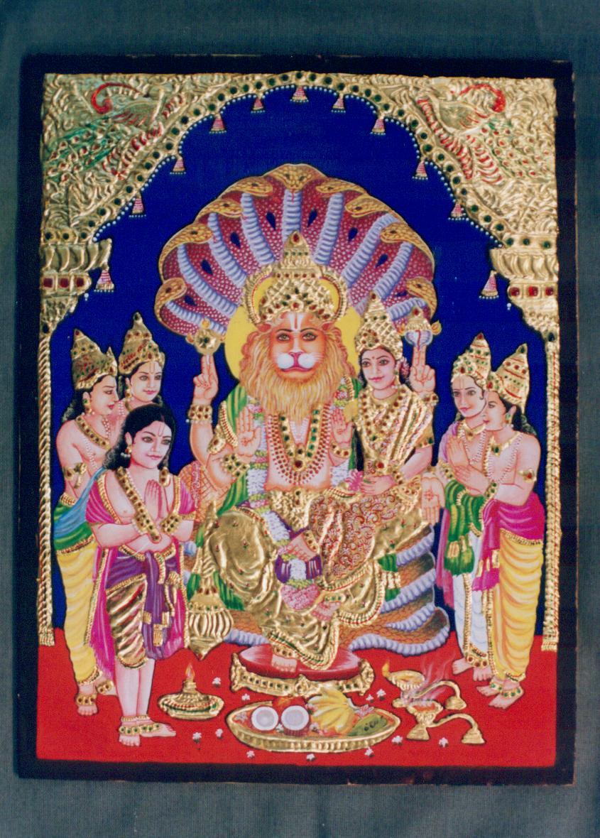 Lakshmi Narashima
